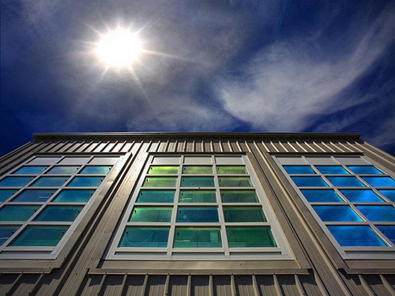 智能窗保护隐私的时候,同时给你阳光的温度(图1)